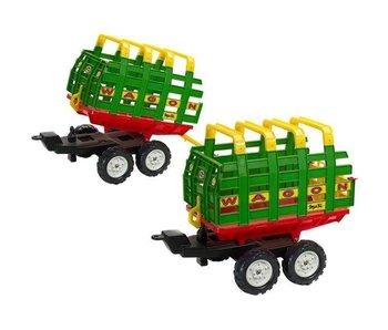 Falk 'Wagon' dumper aanhanger
