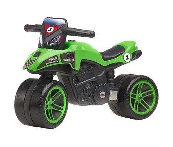 Falk Loopmotor Racing Groen