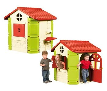 Feber Feber House speelhuis