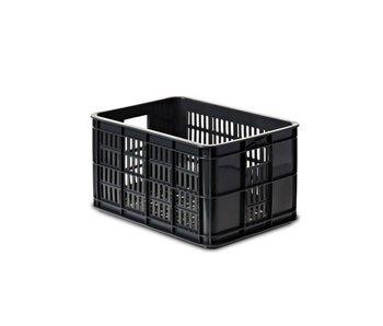 Fietskrat 25L zwart