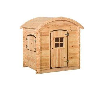 Woodvision Houten Speelhuisje Wende