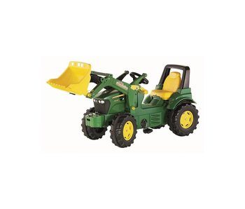 Rolly toys Traptrekker John Deere 7930 met lader