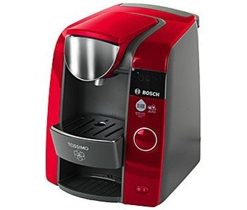Klein Bosch tassimo espressomachine