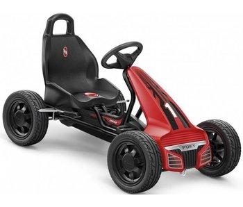 Puky skelter F 550 L Zwart/rood