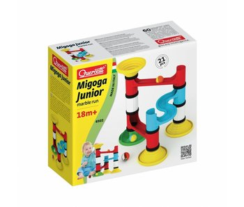 Quercetti Knikkerbaan Migoga Junior Basic