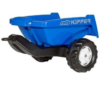 Rolly Kipper Blauw