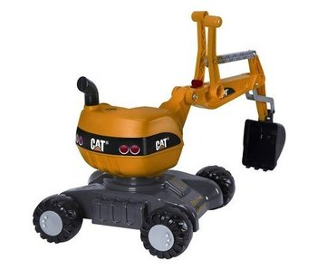 Rolly toys Rolly Toys Digger Cat Graafmachine