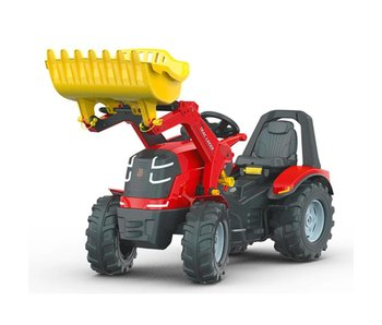 Rolly toys Rolly Toys Tractor X-Trac Premium Met Versnelling 142x56x92 Cm