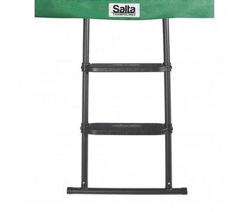 Salta Trampoline Trapje 2 treden - Zwart (bxh 52x82cm)