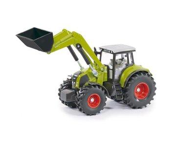 Siku 1979 Claas tractor met frontlader 1:50