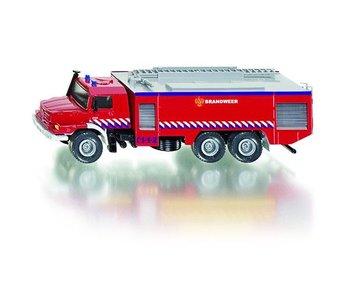 Siku 2109 Mercedes Zetros Brandweer auto 1:50
