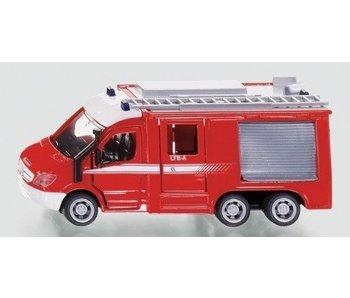 Siku 2113 Mercedes Benz sprinter 6 x 6 brandweer 1:50