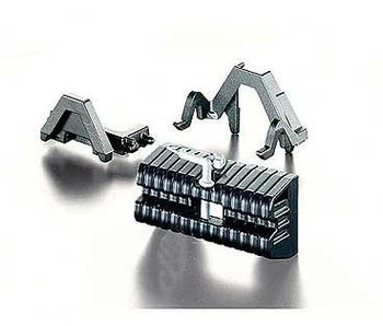 Siku 3095 1:32 Adapter set met frontgewicht