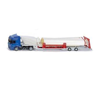 Siku 3935 1:50 Truck met windturbine