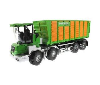Siku 4064 Joskin Cargo Track met laadwagen 1:32