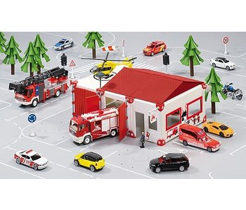 Siku 5502 World Brandweer startset