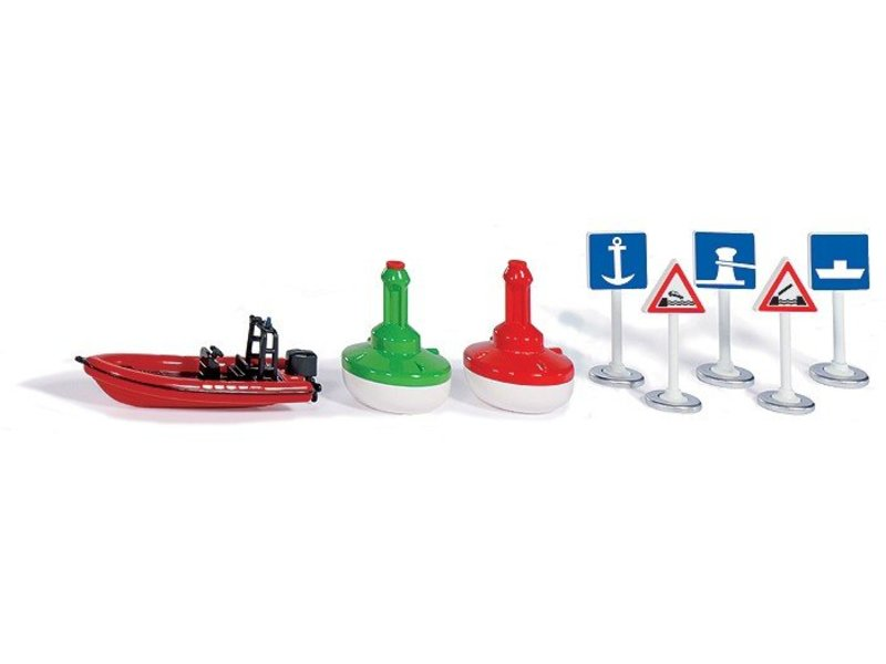 Siku 5592 World - Waterbaan accessoires