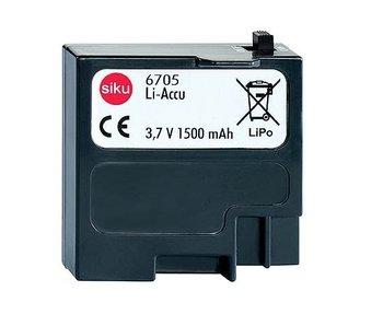 Siku 6705 Power-Accu 1500 Ma(voor art. 6721/6725)