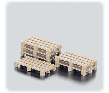 Siku 7015 1:32 - 5 pallets voor 1722