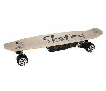 Skatey SKATEY 400 elektrisch skateboard hout
