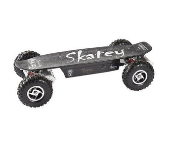 Skatey SKATEY 800 electrisch skateboard Quatro Black