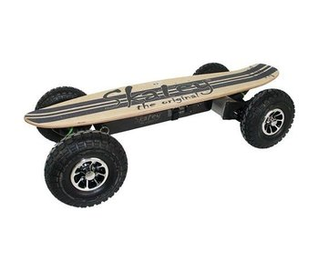 Skatey SKATEY 900 elektrisch skateboard Lithium Wood-Jeans
