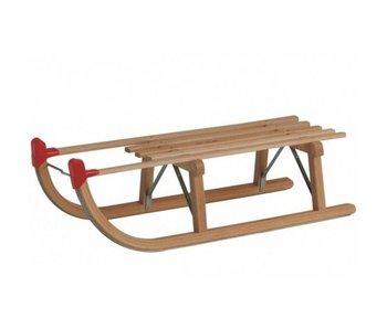 Slede hout Davos 80cm