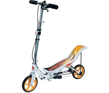 Space Scooter Space Scooterwit + Beschermset