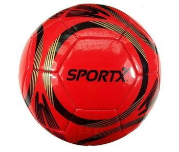 SportX Voetbal Rood 330-350gr