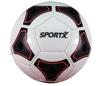 SportX Voetbal Zw/w 330-380gr