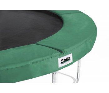 Salta trampoline beschermrand - Groen (o 244 cm)