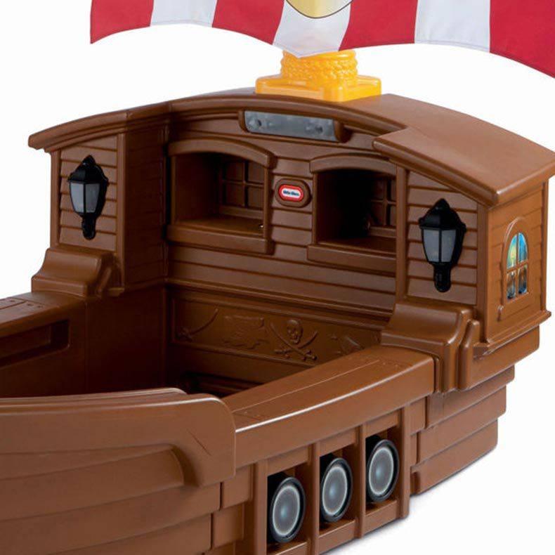 Peuterbed Little Tikes.Little Tikes Peuterbed Piratenschip Outdoorspeelgoed Bijna