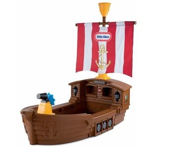 Little Tikes Little Tikes peuterbed piratenschip