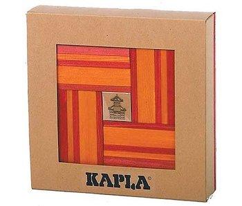Kapla 40 plankjes met boek