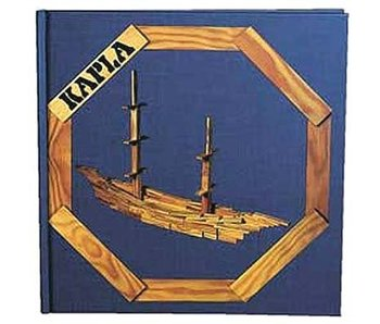 Kapla boek blauw volume 2