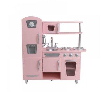 KidKraft vintage keuken roze