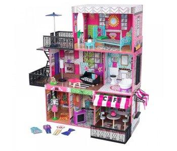 KidKraft Brooklyn's Loft poppenhuis