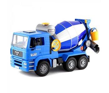Bruder 2744 - MAN cement mixer