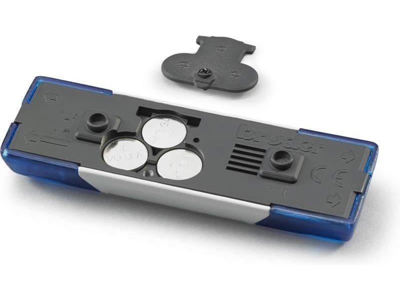 Bruder 2802 - Bruder accessoire: licht- en geluidmodule