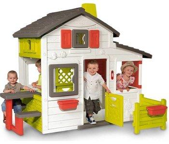 Smoby friends House, speelhuis aanbieding