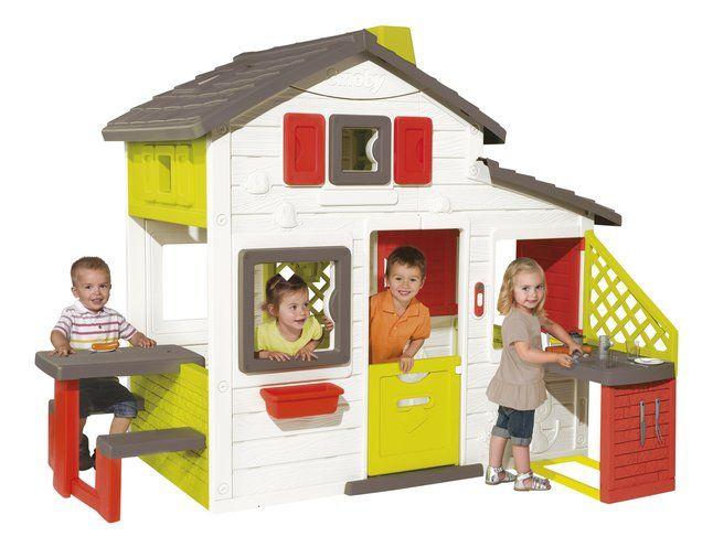 Little Tikes Keuken : Smoby friends house incl. buiten keuken outdoorspeelgoed bijna