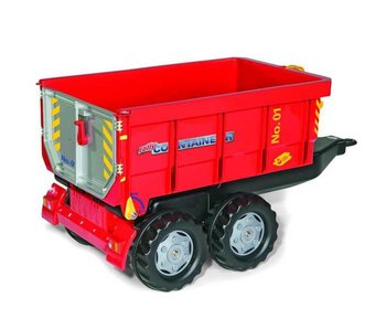 Rolly toys Rollytoys afzetcontainer rood
