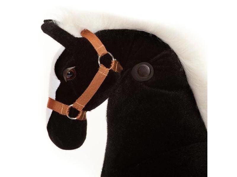 Animal Riding  Paard Maharaja Small Zwart
