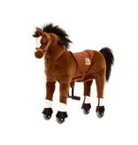 Animal Riding  Paard Amadeus Medium Bruin