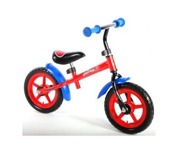 Volare Spiderman Loopfiets 12 inch