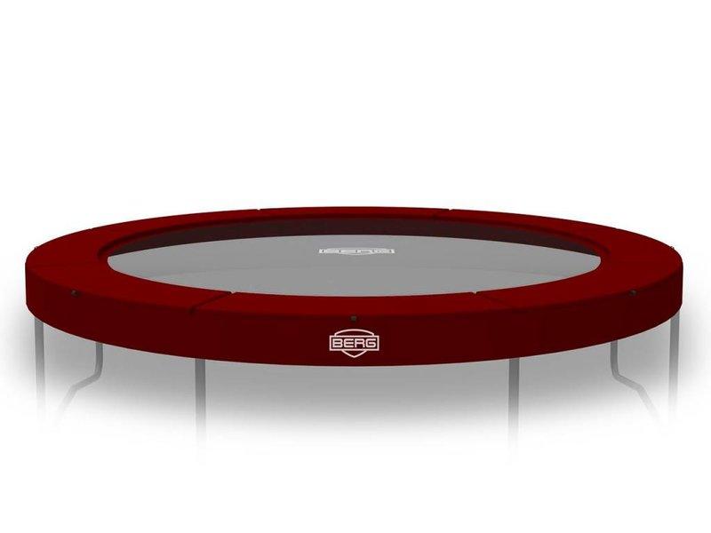 BERG Elite+ Padding Red 330