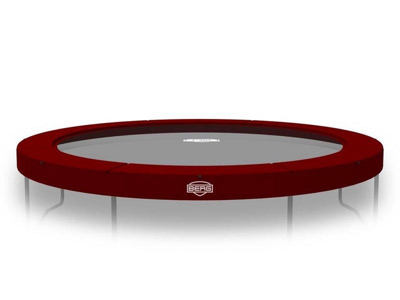BERG Elite+ Padding Red 380