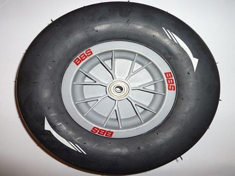 BERG Buddy Ferrari reserve wiel