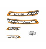BERG Biky - Stickerset Grey