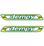 BERG Dempy - Stickerset